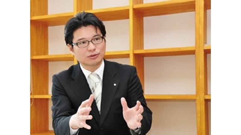 代表取締役 谷川 喜一の写真