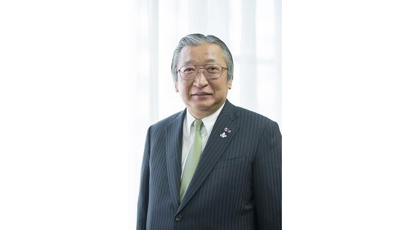 代表取締役 社長 嶋崎 真英の写真