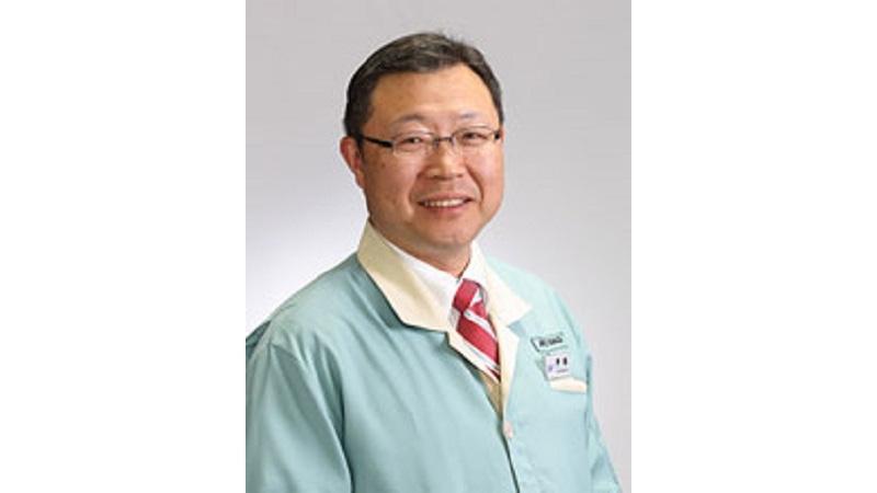 代表取締役社長 押森 広仁の写真