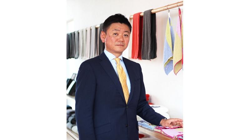 代表取締役社長 田中 良史の写真