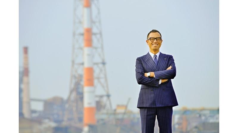 代表取締役社長 許斐 智夫の写真