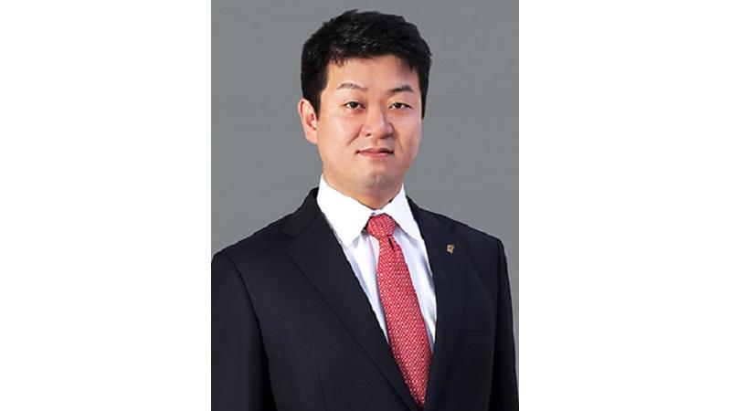 代表取締役社長 大山 晃弘の写真