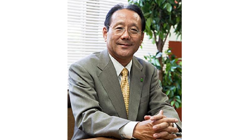 代表取締役社長 岩元 義弘の写真