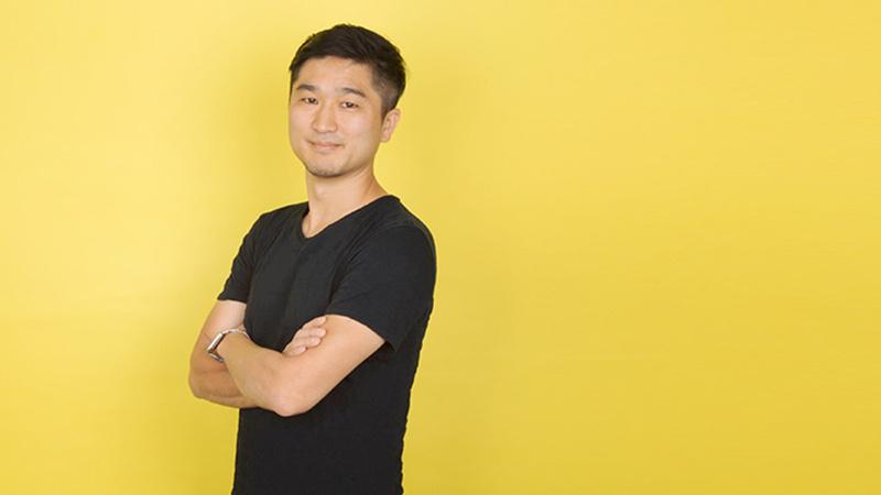 代表取締役社長 樋口 敦士の写真
