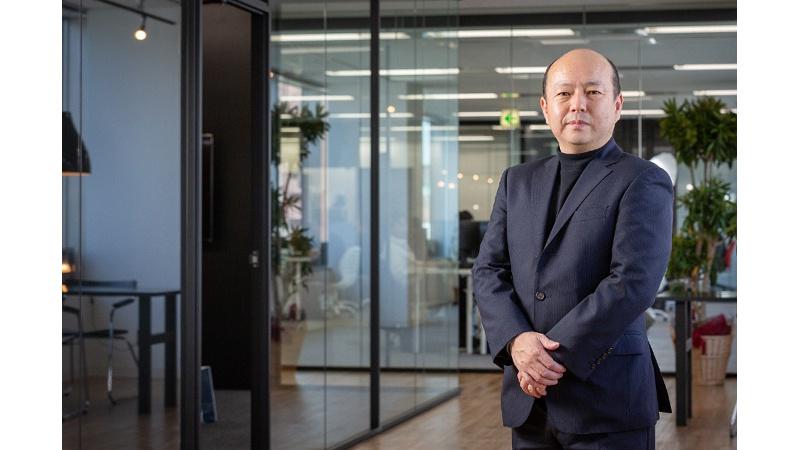 代表取締役 三輪 寛の写真
