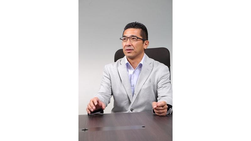 代表取締役社長 大嶋 憲通の写真