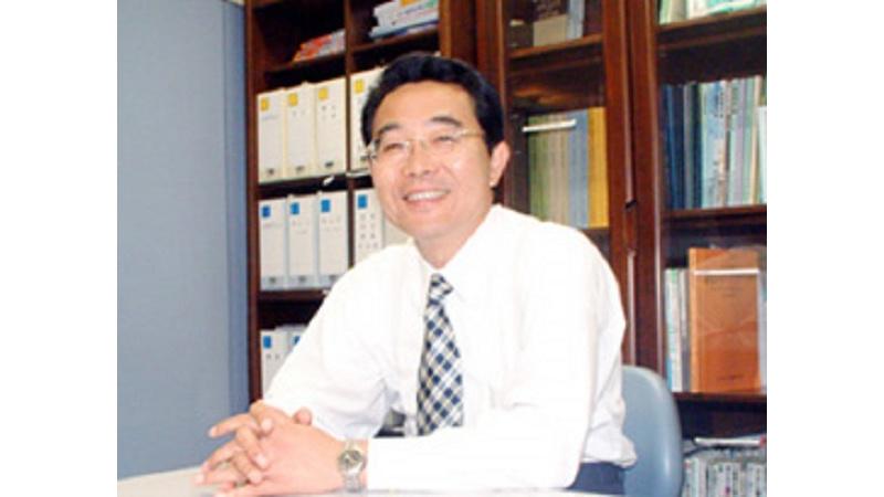 代表取締役社長 小松 靖之介の写真