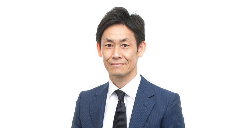 代表取締役社長 黒田 信介の写真