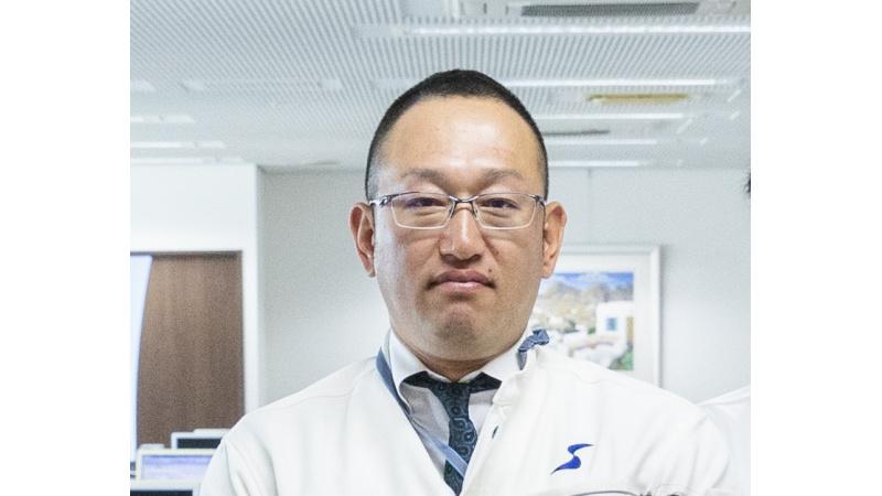 代表取締役 下花 孝典の写真