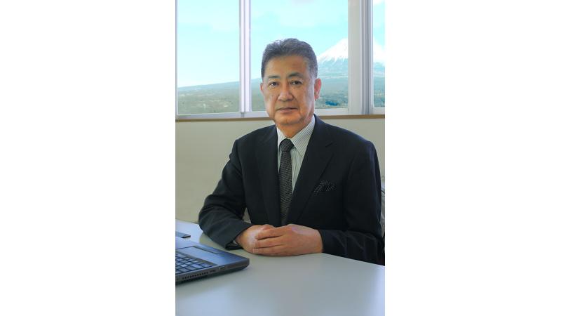 代表取締役 庄司 隆敏の写真