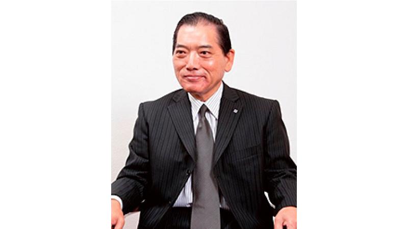 代表取締役社長 秋山 二三雄の写真