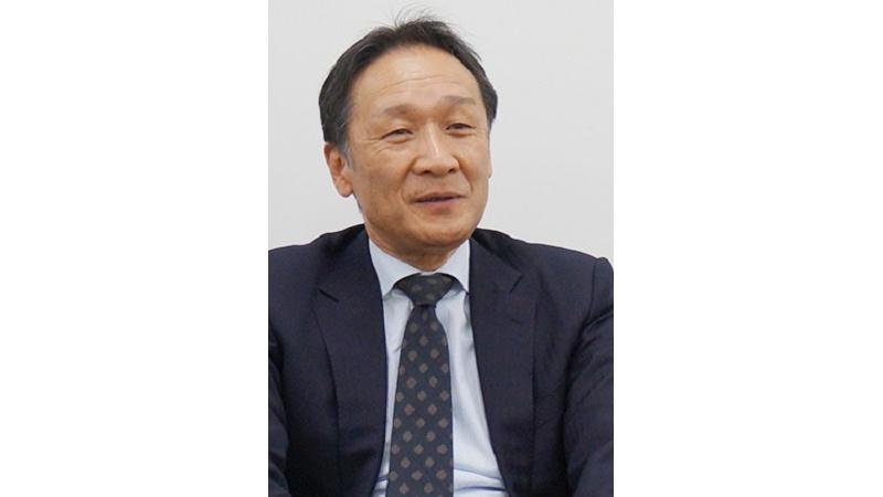 代表取締役社長 木内 位親の写真