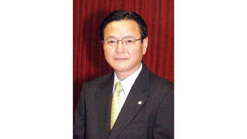 代表取締役社長 松井 忠彦の写真