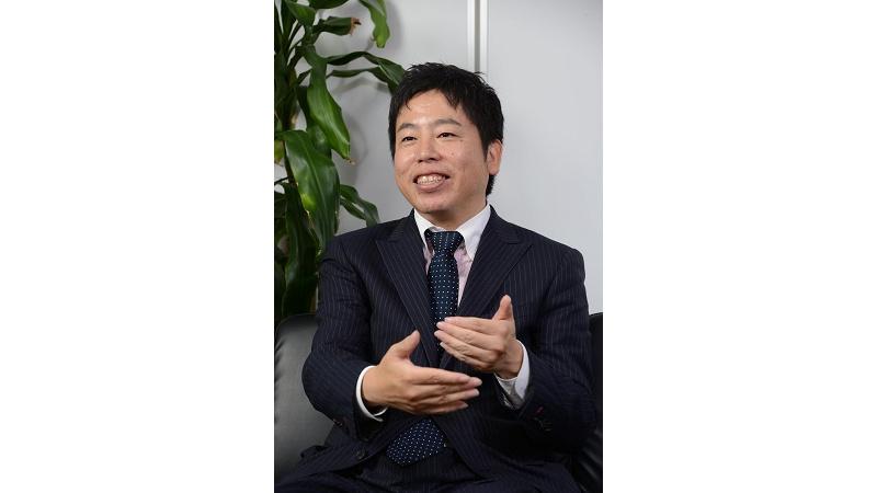 代表取締役社長 瀬口 力の写真