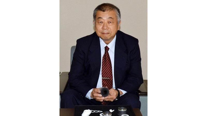 代表取締役社長 野渡 透一の写真