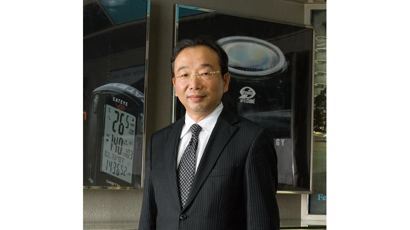 代表取締役社長 津山 晃一の写真