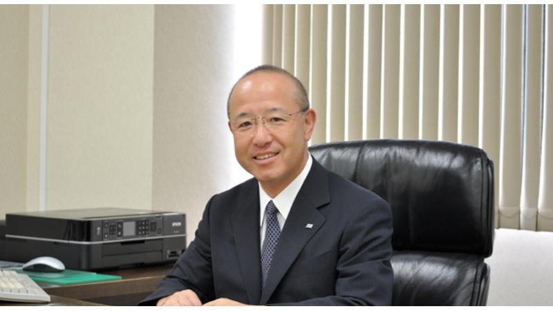代表取締役社長 小柴 眞治の写真
