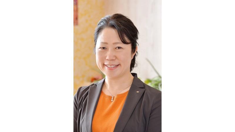代表取締役 浦野幸子の写真