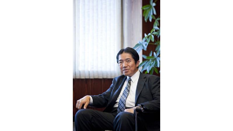 代表取締役社長 和久田 数臣の写真