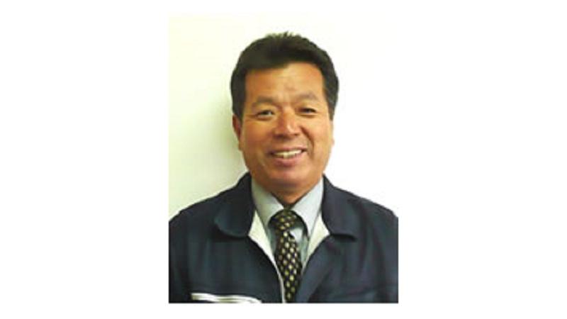 代表取締役 西重 保の写真