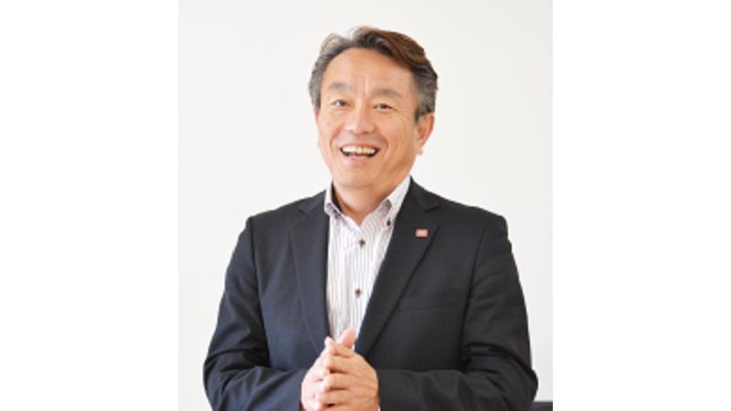 代表取締役 森 浩幸の写真