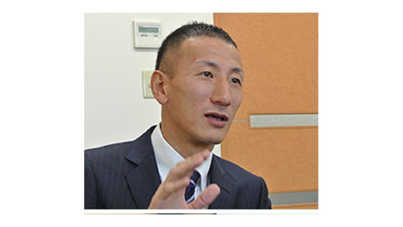代表取締役 神山 光永の写真