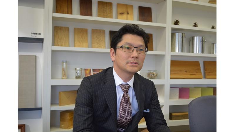 代表取締役社長 加藤 拓の写真