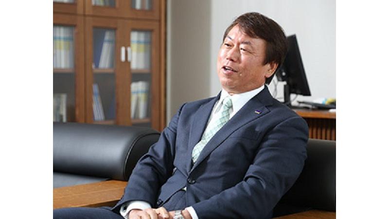 代表取締役社長 逆瀬川 勇の写真