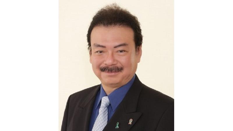 理事長 松波 英寿の写真