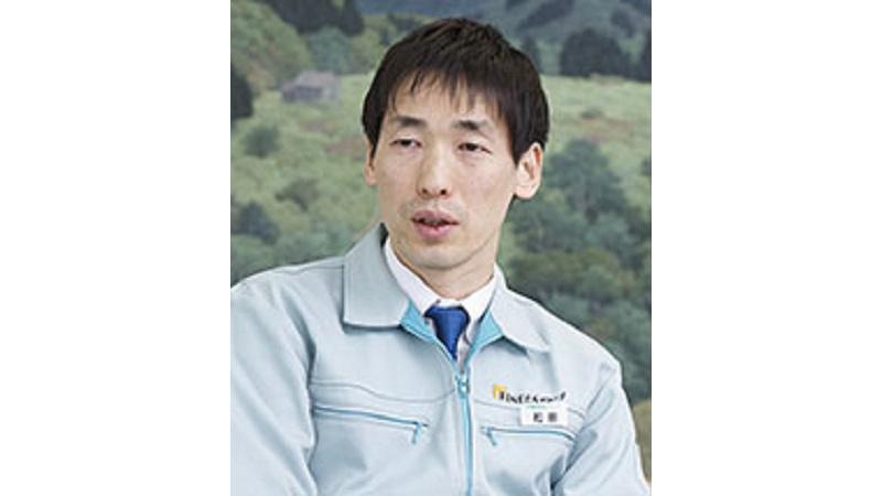 代表取締役社長 松田 竜彦の写真
