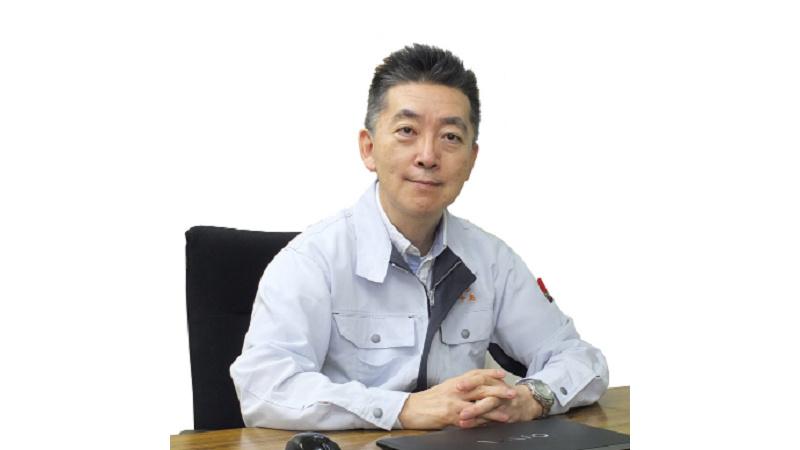 代表取締役社長CEO 中島 英雅の写真