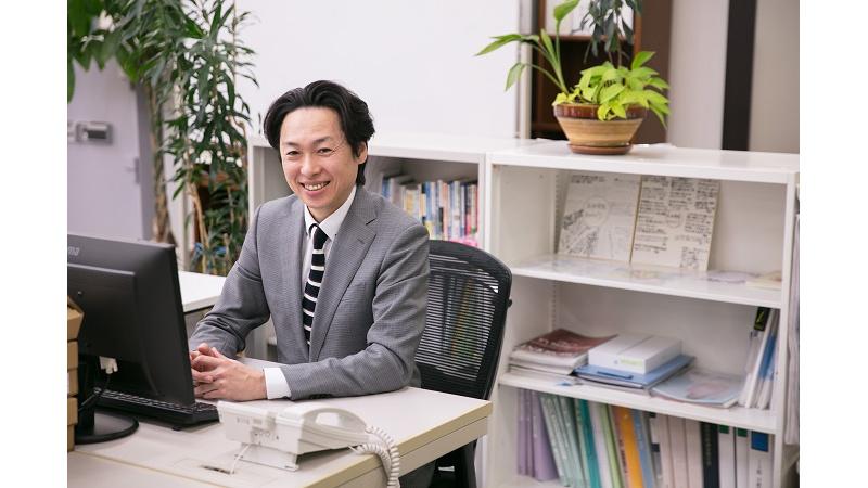 代表取締役 石田 正也の写真