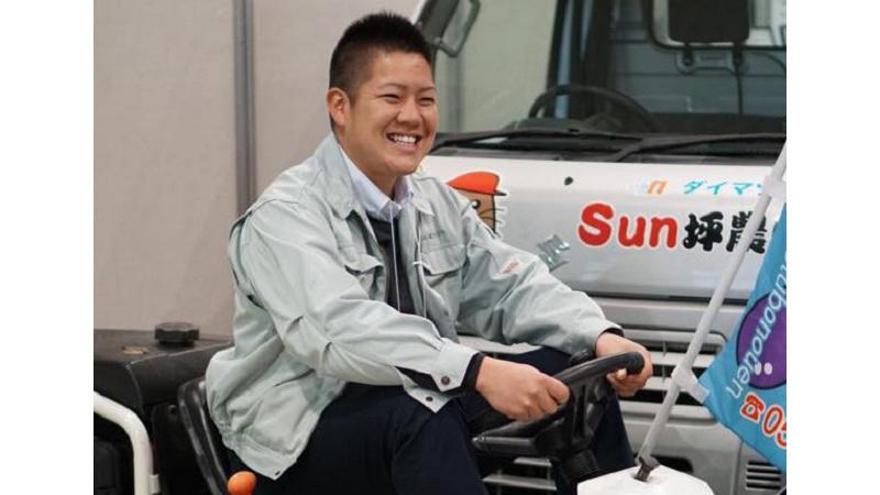 代表取締役 磯﨑 顕三の写真
