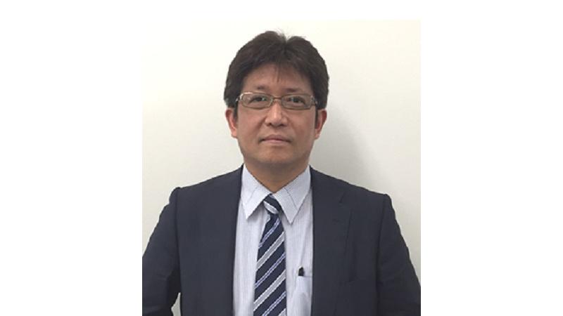 代表取締役 藤原 克明の写真