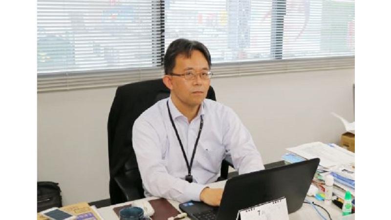 代表取締役 桑村 英利の写真