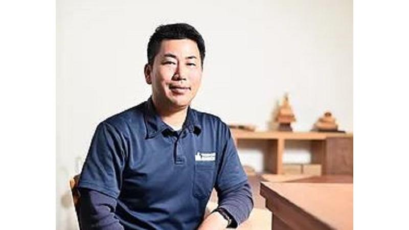 代表取締役 中島 弘樹の写真