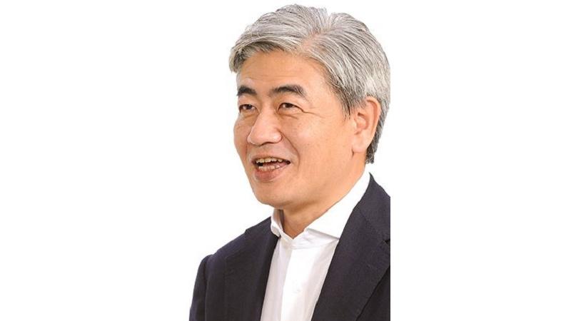 代表取締役社長 柳原 一清の写真