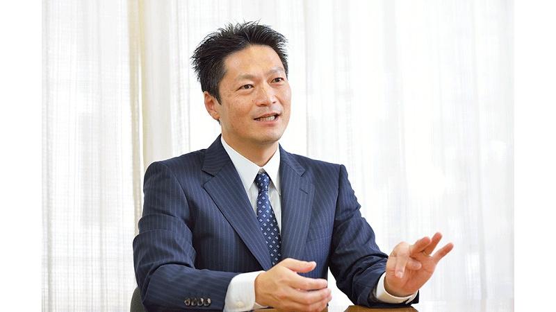 代表取締役社長 村木 雄哉の写真
