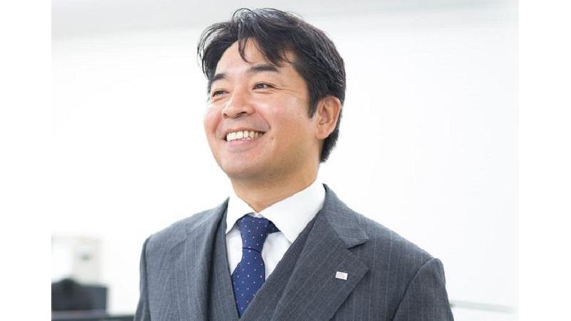 代表取締役社長 篠原 潤の写真