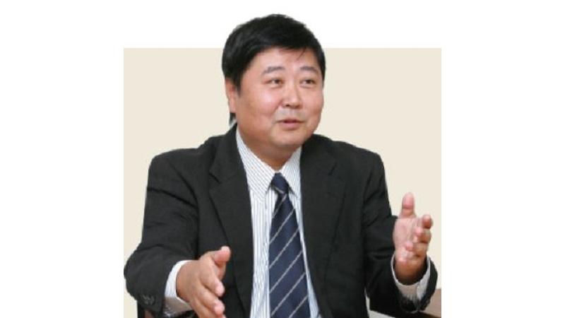 代表取締役 山名 清の写真
