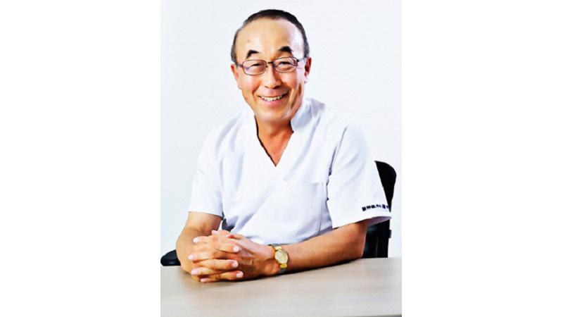 理事長 鎌田 一の写真