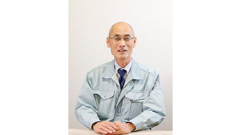 代表取締役 奥野 真市の写真