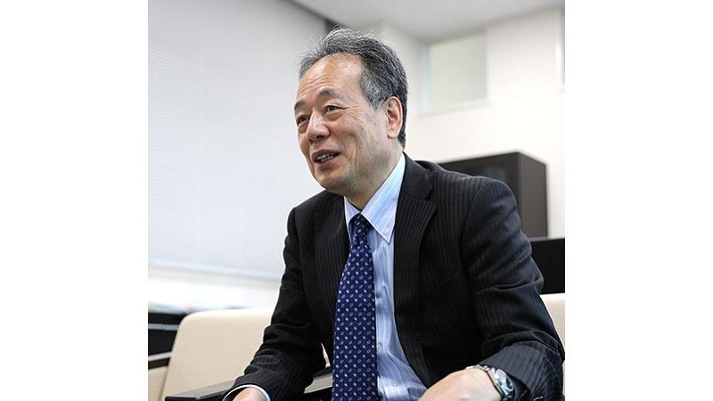 代表取締役社長 川口 均の写真