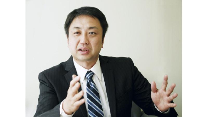代表取締役社長 西岡 圭の写真