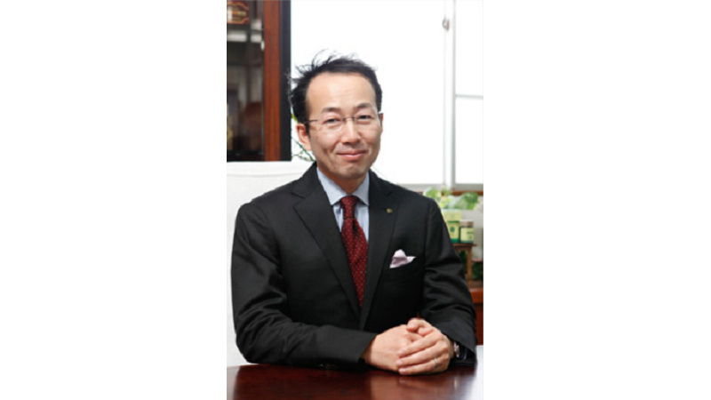 代表取締役社長 松浦 良紀の写真