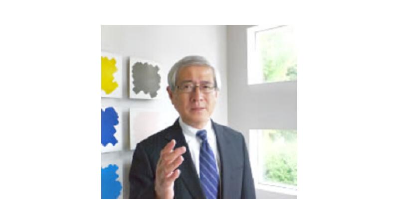 代表取締役工学博士 大村 善彦の写真