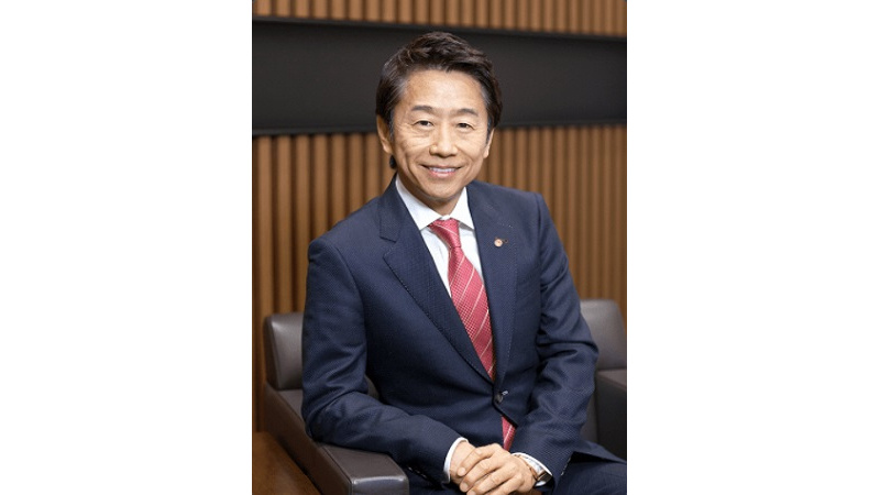 代表取締役社長 北野 忠男の写真