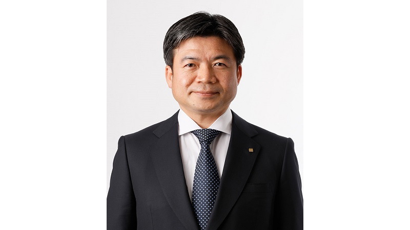 代表取締役社長 三井 康誠の写真
