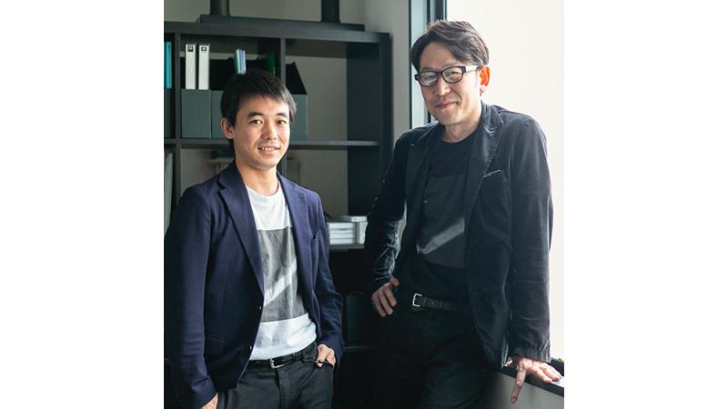 代表取締役社長CFC 豊澤一晃 CRC  茂見憲治郎の写真