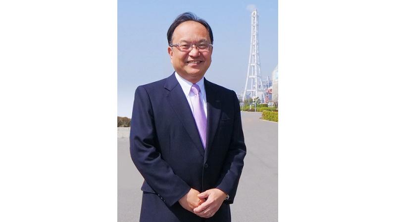 代表取締役社長 月原 光国の写真